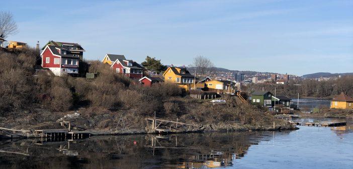 Huzurlu ve Tertemiz Bir İskandinav Başkenti ''OSLO''