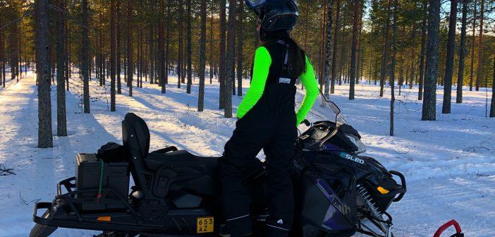 Kuzey Işıkları Gezisi: Lapland – Rovaniemi – Finlandiya